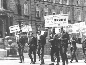 Grève 1966